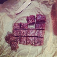 Date Brownies from Deliciously Ella