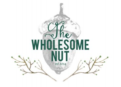 The Wholesome Nut Logo